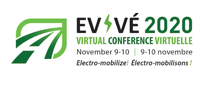 EV 2020 Virtual conference Conférence virtuelle November 9-10 Electro-mobilize!